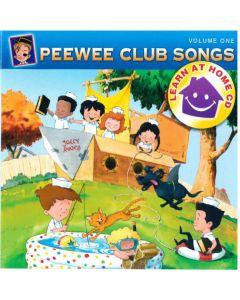 Peewee Club Songs - Learn At Home Vol. 1 Ed. 3 (Digital Download)