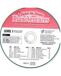 PianoVentures Vol 1.1 Play Along  (Digital Download)
