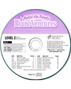 PianoVentures Vol 1.2 Play Along  (Digital Download)