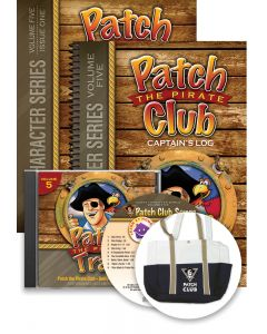 Patch Club Starter Pak VOL 5 ($79.28 Value)