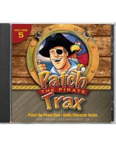 CD - Patch Club Trax Vol. 5