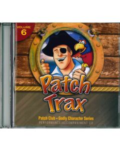 CD - Patch Club Trax Vol. 6