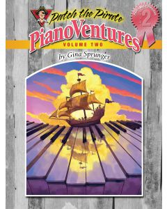 PianoVentures Volume 2 - Pixie's Level 2 (Easy)