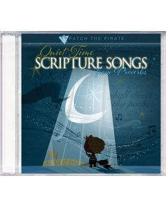 Quiet Time Scripture Songs - CD