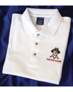 Captain Shirt with Logo - Adult Extra Large