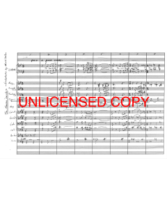 The Heavens Declare - Printable Orchestration - Printable Download