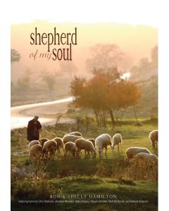 Shepherd of My Soul Choral Book
