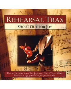 Shout out for Joy - Rehearsal Trax (Digital Download)