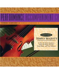 Simply Majesty Trax (Digital Download)