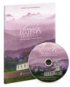 Simply Majesty Hymns - Choral Book with CD