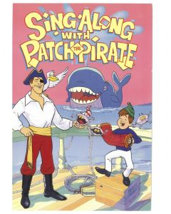 Sing Along with Patch the Pirate - Choral Book - Printable Download