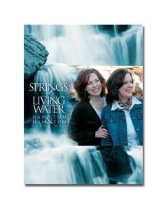 Springs of Living Water - Duet Piano Book - Printable Download