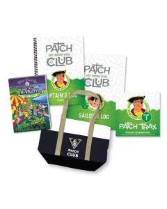 Patch Club Starter Pak VOL 1 ($80.29 Value) (2021-2022)