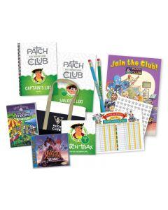 Vol 1 Patch the Pirate Club - Super Pak ($117.67 value) (2021-2022)