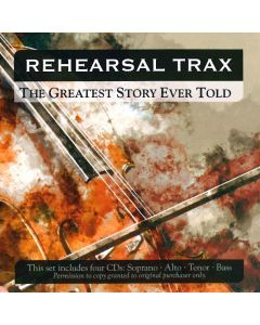 The Greatest Story Ever Told - Rehearsal Trax (Digital Download)