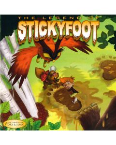 The Legend of Stickyfoot (Digital Download)