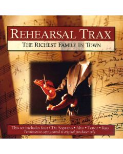 The Richest Family in Town - Rehearsal Trax (Digital Download)