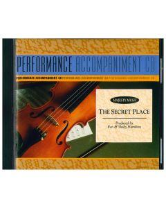 P/A CD The Secret Place