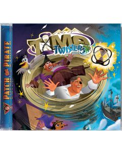 Time Twisters (CD with optional digital download)
