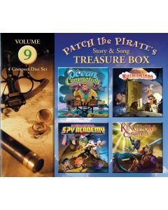 Patch the Pirate's Treasure Box - Vol. 9