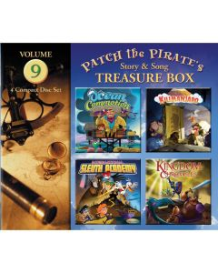 Patch the Pirate's Treasure Box - Vol. 9