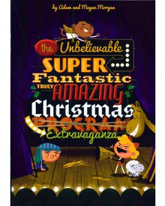 The Unbelievable... Christmas Extravaganza - Director's Kit (Book/CD)