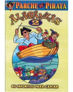 Parche el Pirata Alabanzas 2 - Choral Book