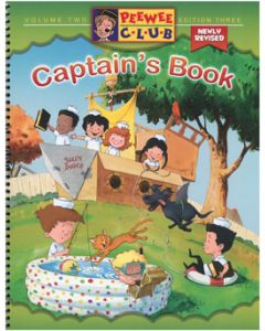 PeeWee Captain's Book - Vol. 2
