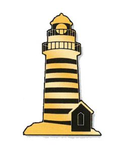 Lighthouse Pin Award