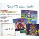 2020 Christmas Bundle - 20% Savings!