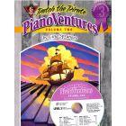Pianoventures Vol. 2:3 Intermediate Book/CD