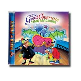 The Great American Time Machine - CD