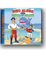 Sing Along with Patch the Pirate - CD