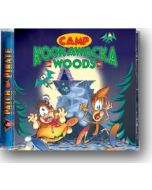 Camp Kookawacka Woods - CD
