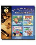 Patch the Pirate's Treasure Box - Vol. 2