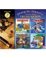 Patch the Pirate's Treasure Box - Vol. 7