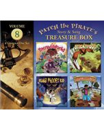 Patch the Pirate's Treasure Box - Vol. 8