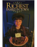 The Richest Family in Town - Spiral Choral Book (with Christmas script)