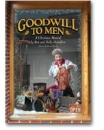 Goodwill to Men - Choral Book - (Quantity orders must include church name and address.)