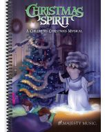 Christmas Spirit - Spiral Choral Book