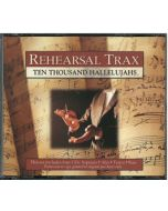 Ten Thousand Hallelujahs - Rehearsal Trax (CD set)