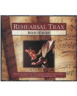 Rock of Ages - Rehearsal Trax (Set of 4 CDs)