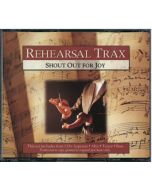 Shout Out for Joy - Rehearsal Trax - (4 CDs)