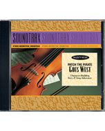 Patch the Pirate Goes West - Patch Trax CD