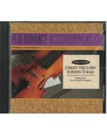 Christ the Lord Is Risen Today - P/A CD