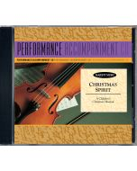Christmas Spirit - P/A CD