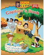 PeeWee Captain's Book - Vol. 1