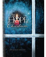 The Hope of Christmas - Spiral Choral Book (with Christmas script)