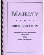 Majesty Hymns Orch: C - (Viola, Cello, Bass)