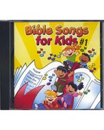 Bible Songs for Kids #1 - CD